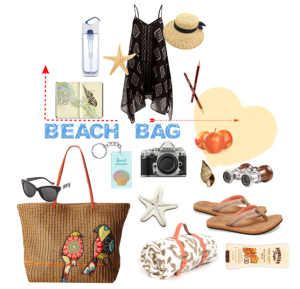 things to take to the beach