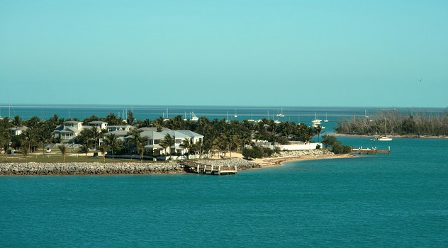key west houses ocean