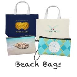 custom beach bags