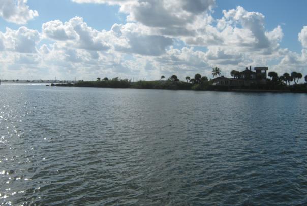 Banana River Merritt Island