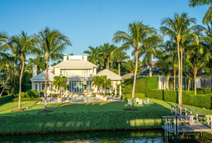 florida house on the water