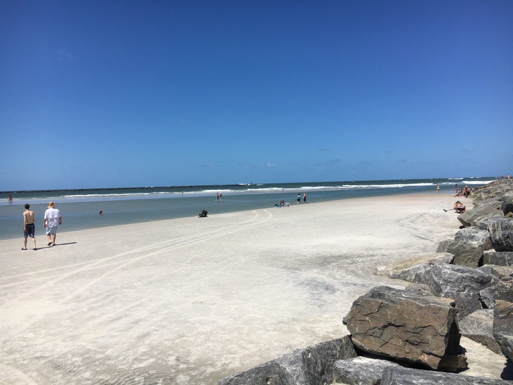Inlet from Atlantic ocean to ICW