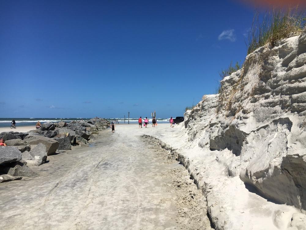 beach erosion florida
