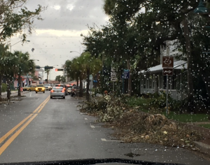 hurricane Matthew aftermath