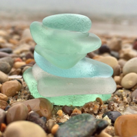 Create a Beautiful Pendant From Seashells or Sea Glass