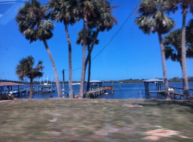 damaged boat docks