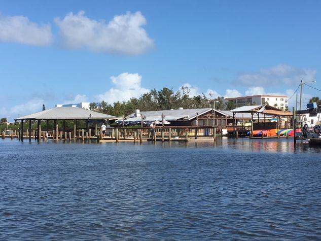 JB's dock repair