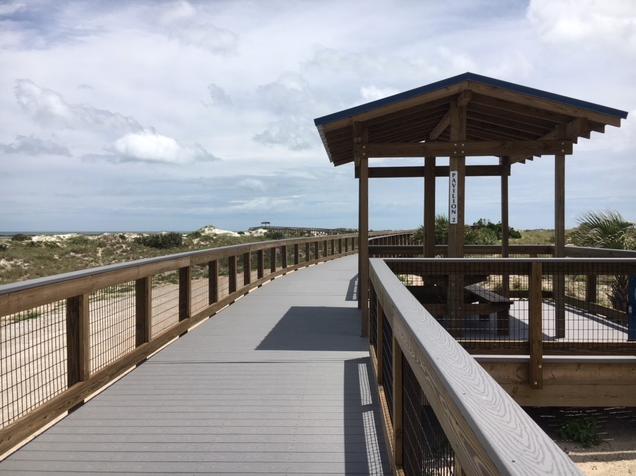 Smyrna dunes park pavilion #2