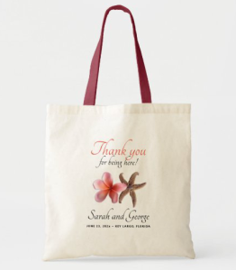 thank you wedding favor bags